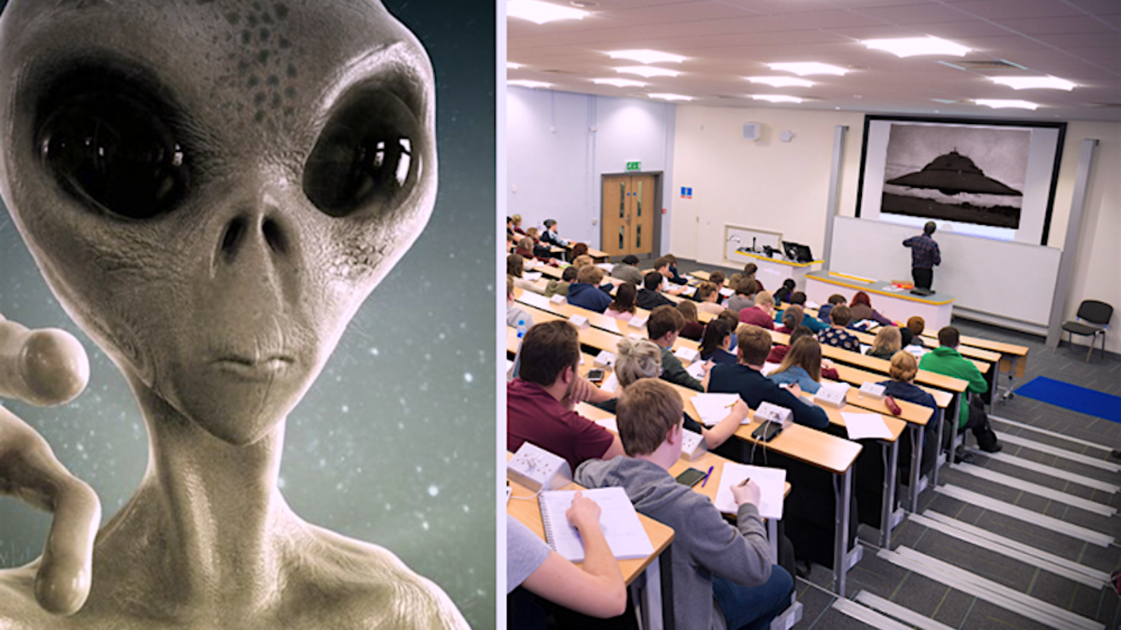 University Implements Course About Aliens To Prepare People For Extraterrestrial Contact