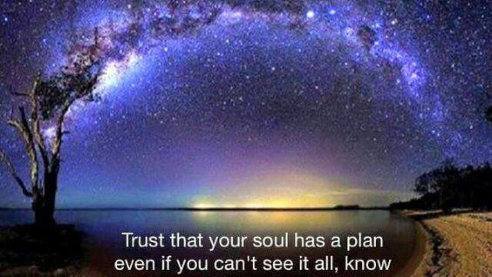 soul has plan