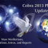 Cobra 2013 Planetary Mass Meditations, Activations – Intros, Updates and Reports