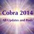 Cobra 2014 All Updates and Posts