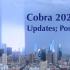 Cobra 2020 Updates; Posts
